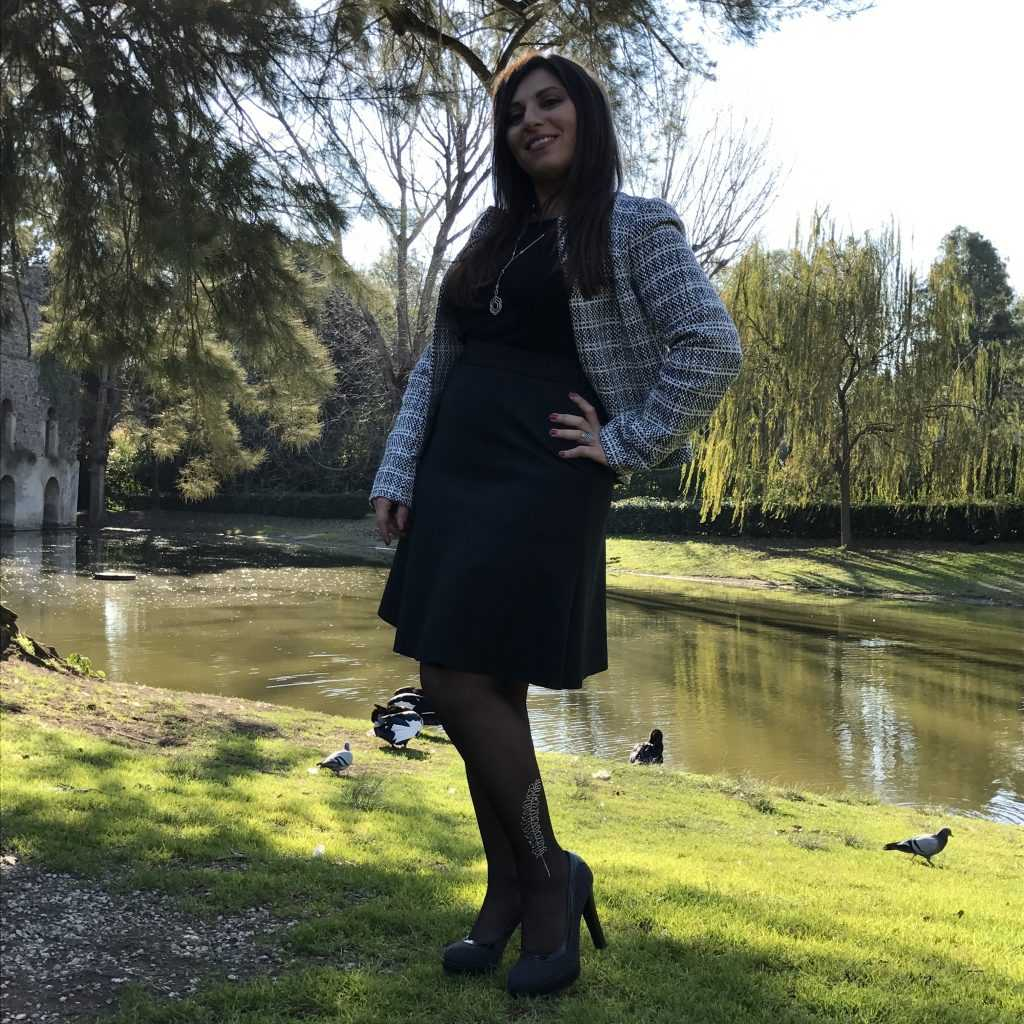business outfit Oroblu