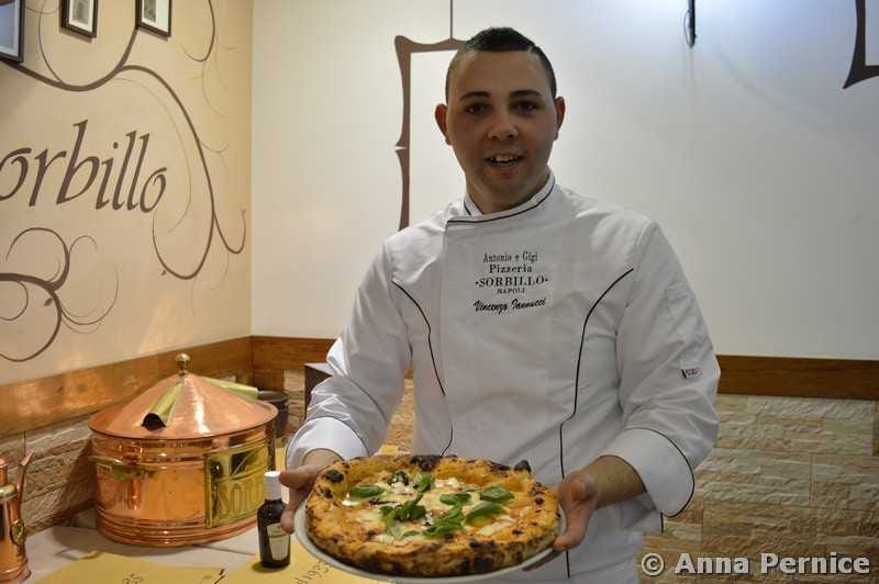 Pizzeria Via Tribunali 38