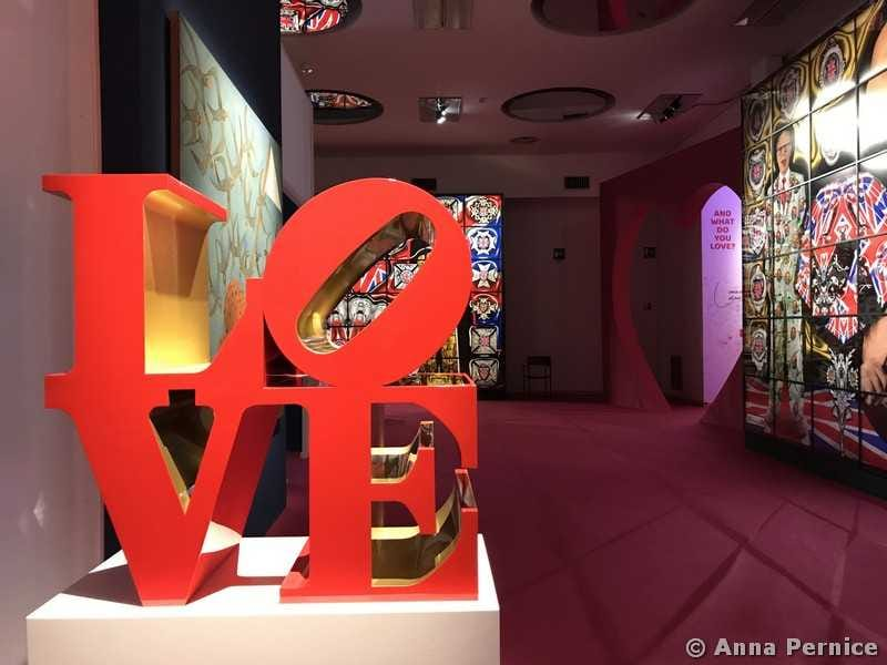 mostra love milano al museo de la permanente travel
