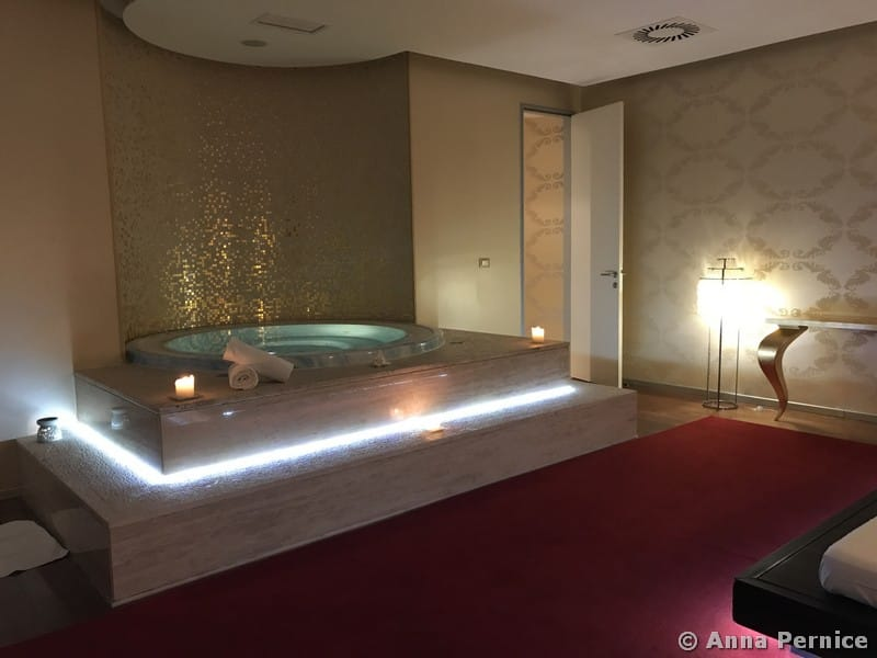 Le Rose Suite Hotel Day Spa