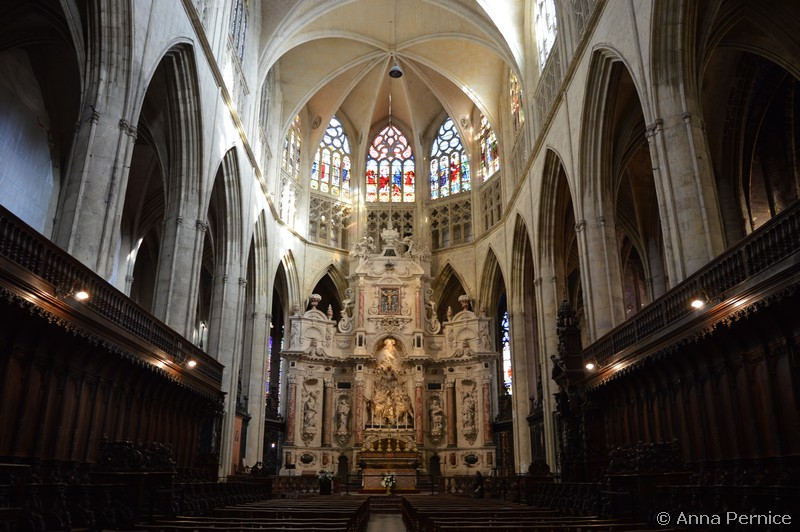 Cattedrale St. Etienne
