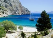 A bay of Symi Island (1)