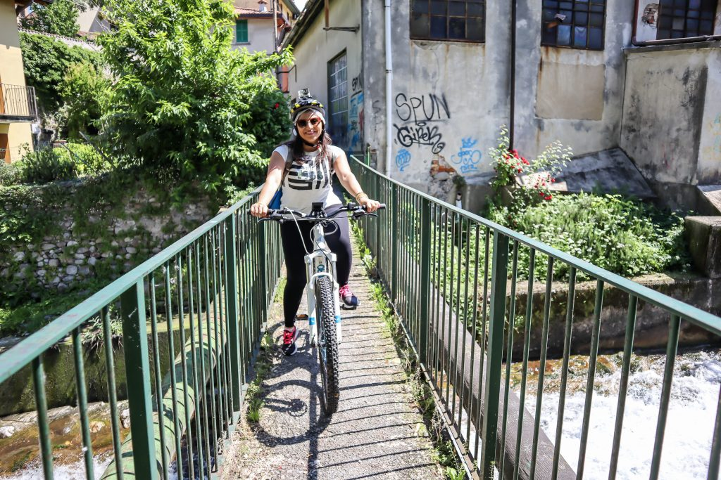 bike tour Lecco