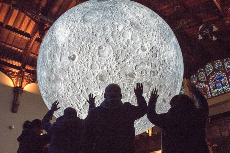 Museum of the Moon, Derry