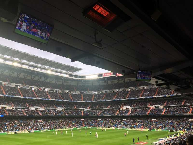 Stadio di Madrid