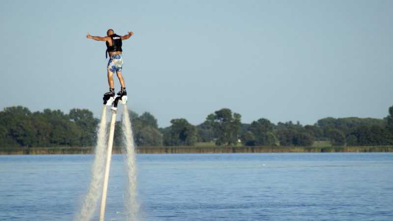 flyboard valle de bravo messico