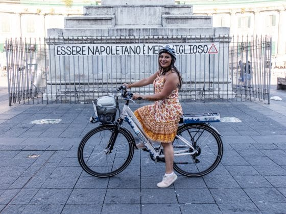Bike tour Napoli
