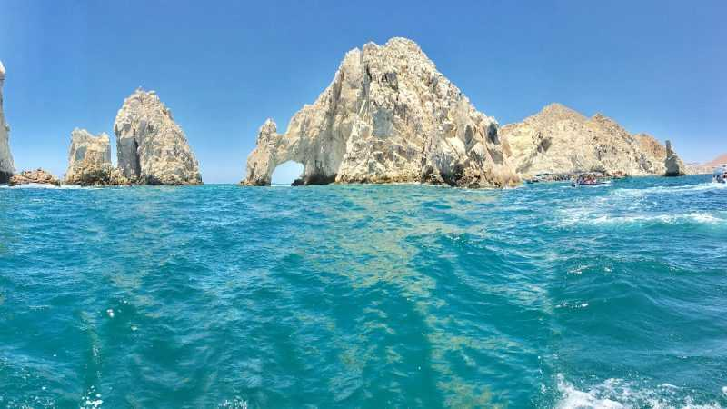 Los Cabos mare in messico