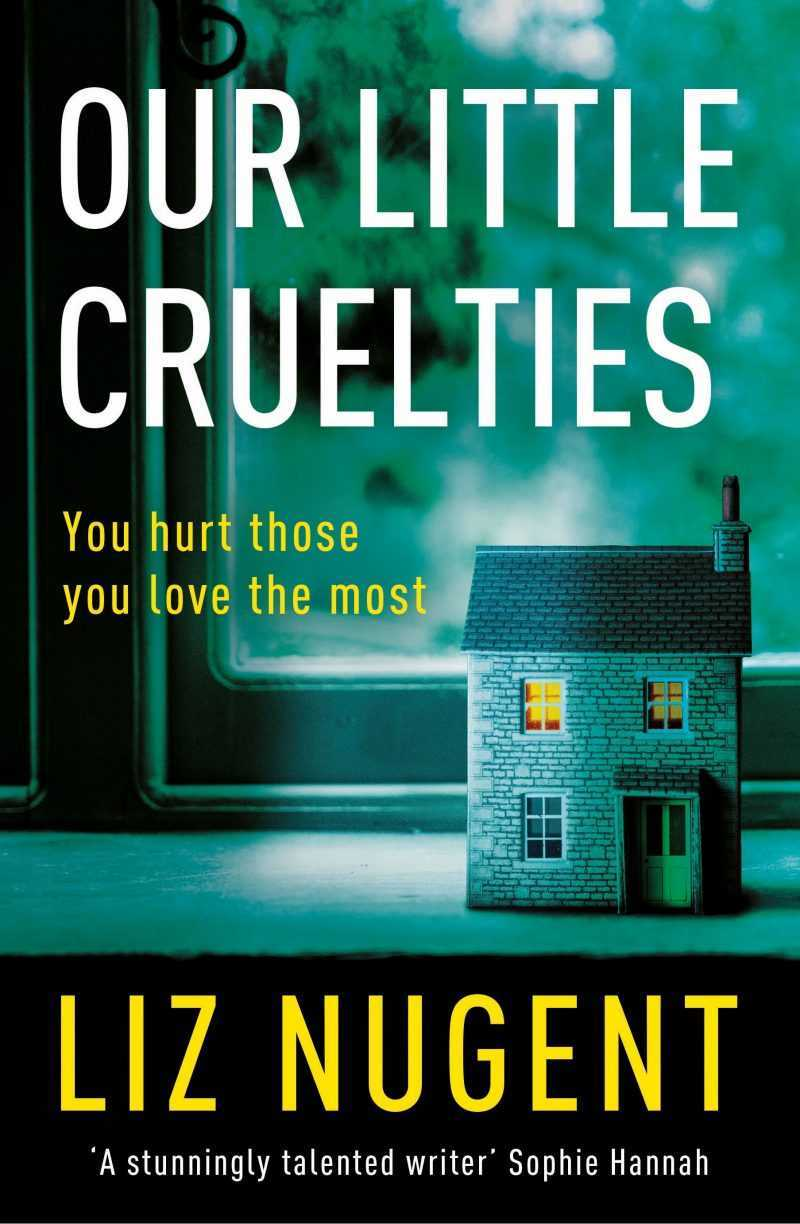 our little cruelties libri dall'irlanda