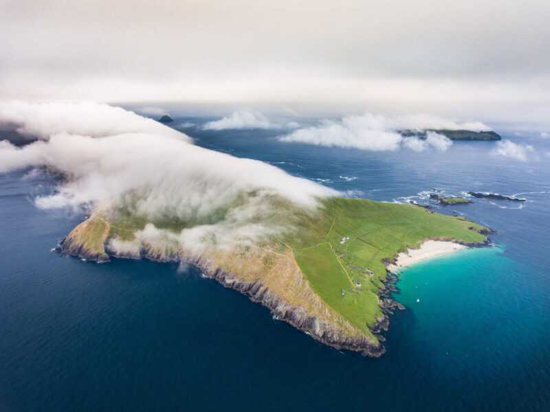 Great Blasket Island, Co_Web Size