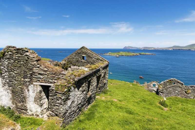 Great Blasket Ruined House 2_Web Size