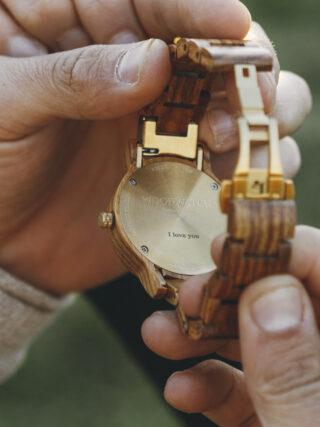 orologio woodwatch